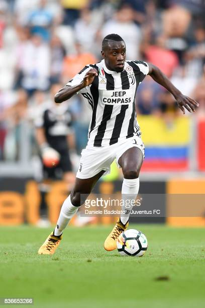 Blaise Matuidi during the Serie A match between Juventus and Cagliari Calcio at Allianz Stadium on August 19 2017 in Turin Italy