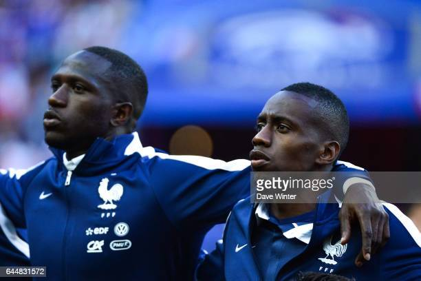 Blaise MATUIDI / Moussa SISSOKO France / Belgique Match Amical Photo Dave Winter / Icon Sport