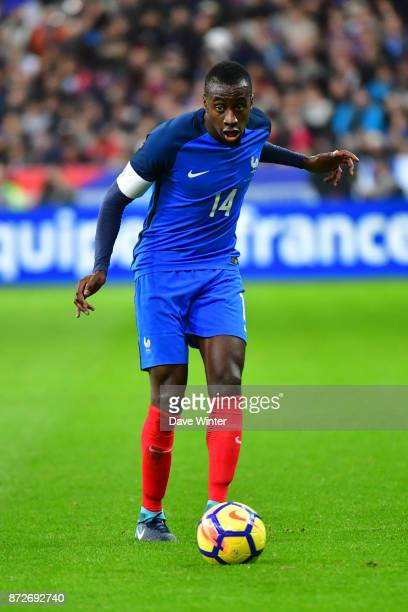Blaise Matuidi of France during the international friendly match between France and Wales at Stade de France on November 10 2017 in Paris France