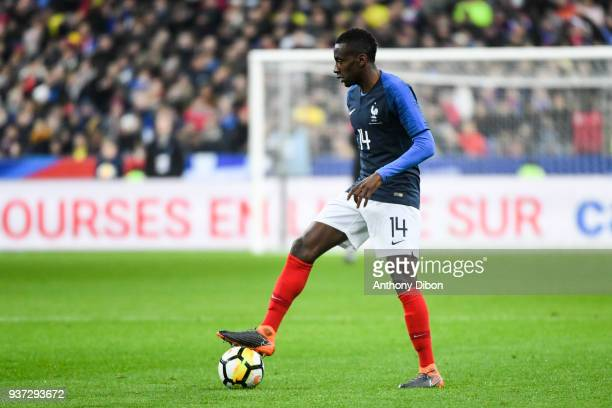 Blaise Matuidi of France during the International friendly match between France and Colombia on March 23 2018 in Paris France