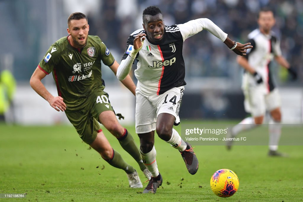 Juventus v Cagliari Calcio - Serie A : News Photo