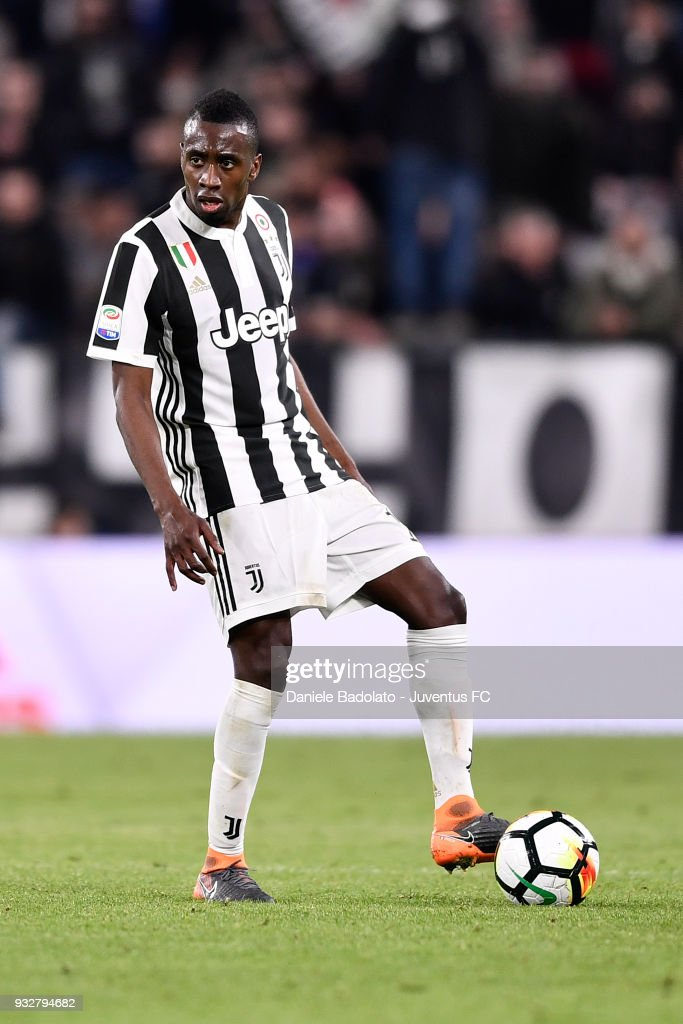 Blaise Matuidi of Juventus during the serie A match between Juventus and Atalanta BC on March 14, 2018 in Turin, Italy.