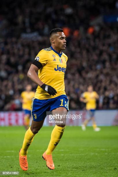 Blaise Matuidi of Juventus during the UEFA Champions League Round of 16 Second Leg match between Tottenham Hotspur and Juventus at Wembley Stadium on...