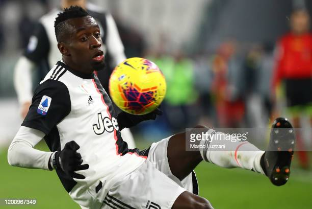 Blaise Matuidi of Juventus FC in action during the Serie A match between Juventus and Parma Calcio at Allianz Stadium on January 19, 2020 in Turin,...