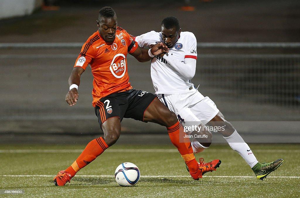 FC Lorient v Paris Saint-Germain - Ligue 1 : News Photo