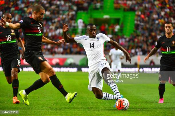 Blaise MATUIDI / PEPE Portugal / France Match Amical Photo Dave Winter / Icon Sport