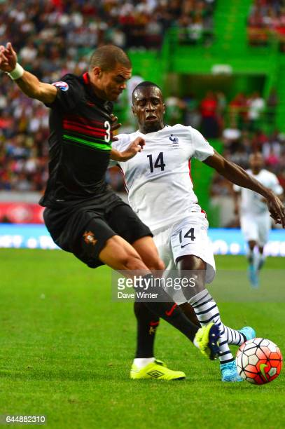 Blaise MATUIDI / PEPE Portugal / France Match Amical Photo Dave Winter / Icon Sport