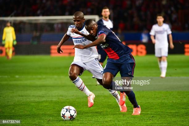 Blaise MATUIDI / RAMIRES Paris Saint Germain / Chelsea 1/4Finale Aller Champions League Photo Dave Winter / Icon Sport