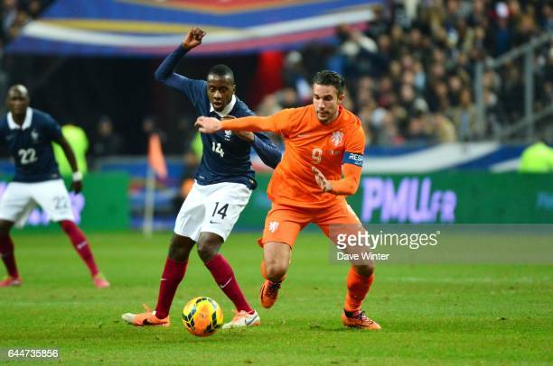Blaise MATUIDI / Robin VAN PERSIE France / Pays Bas match amical Photo Dave Winter / Icon Sport
