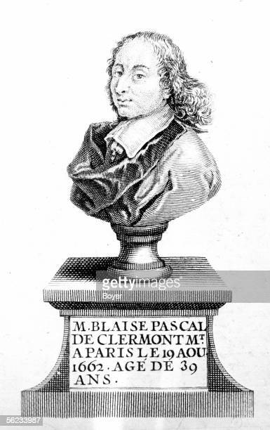 Blaise Pascal French mathematician physicist and writer