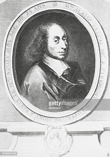 Blaise Pascal mathematician and philosopher