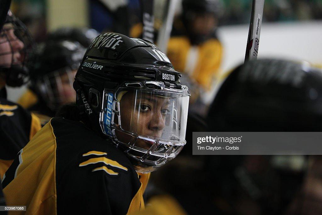Connecticut Whale vs Boston Pride. National Women's Hockey League. : News Photo