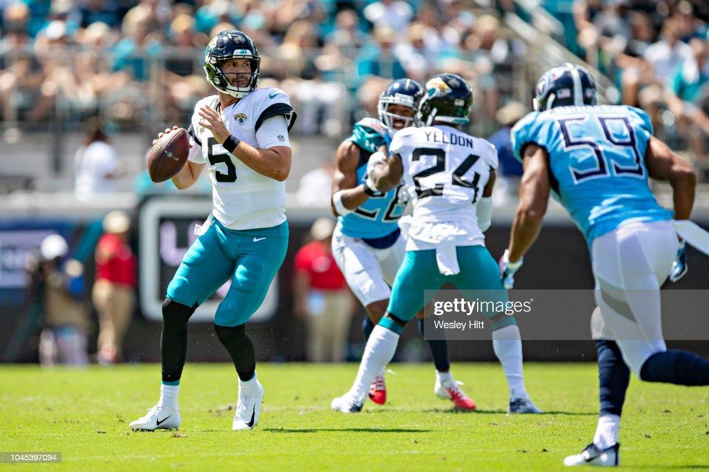 Tennessee Titans v Jacksonville Jaguars : News Photo