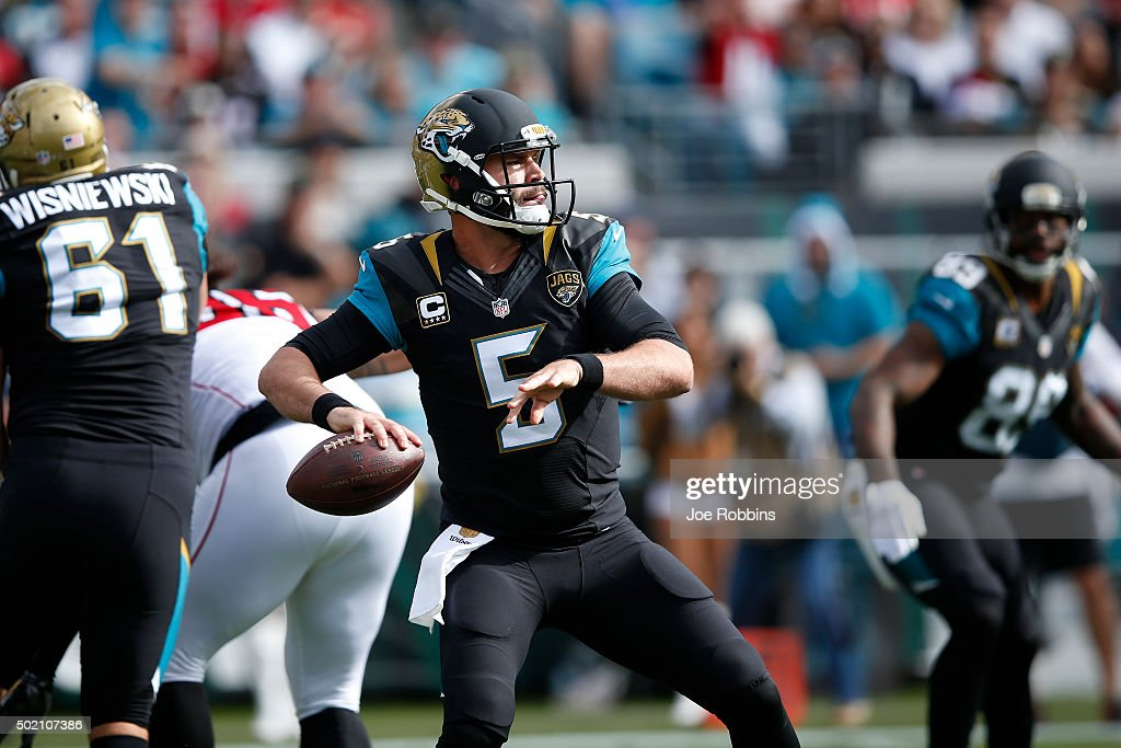 Atlanta Falcons v JacksonvileJaguars : News Photo