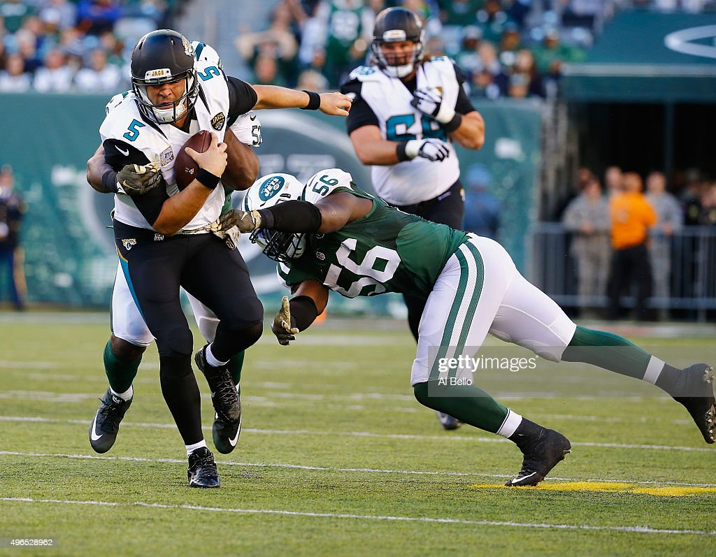 Jacksonville Jaguars v New York Jets : News Photo