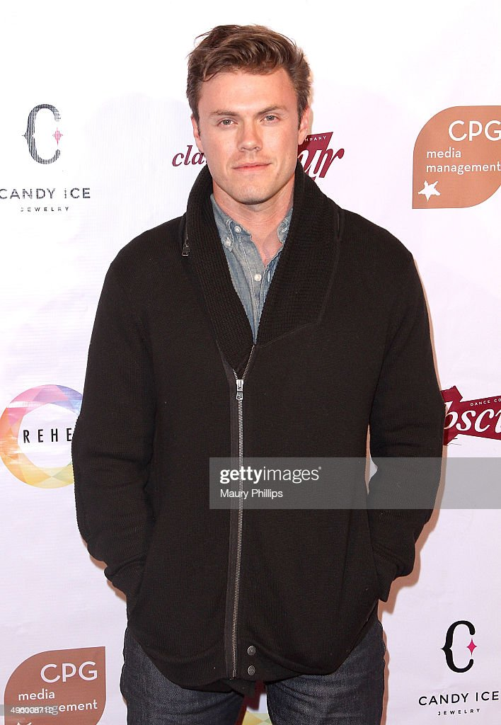 Blake Cooper Griffin attends Danse Avec Clairobscur at Aventine Hollywood on November 5, 2015 in Hollywood, California.