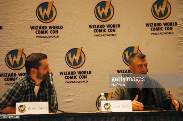 Blake Garris and Sean Gunn talk about working with Marvel on the Guardians of the Galaxy universe and the difficulties of making connections between...