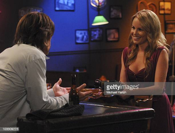 HOSPITAL Blake Gibbons and Julie Berman in a scene that airs the week of August 16 2010 on Walt Disney Television via Getty Images Daytime's General...