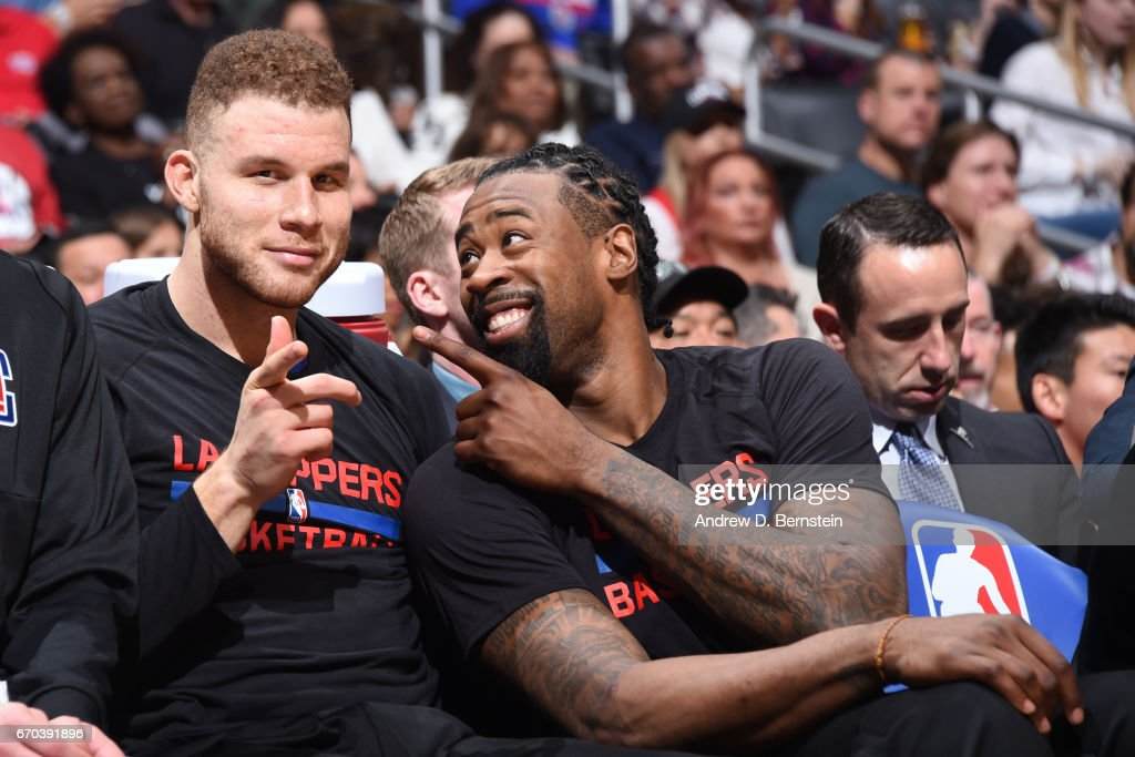 Cleveland Cavaliers v Los Angeles Clippers : News Photo