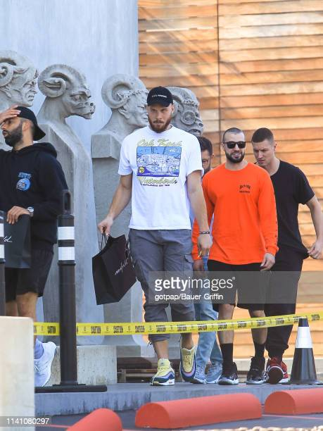 Blake Griffin is seen on May 03, 2019 in Los Angeles, California.