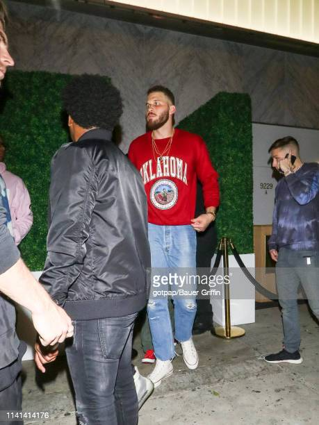 Blake Griffin is seen on May 05 2019 in Los Angeles California