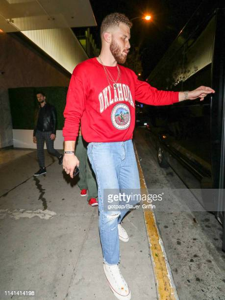 Blake Griffin is seen on May 05, 2019 in Los Angeles, California.