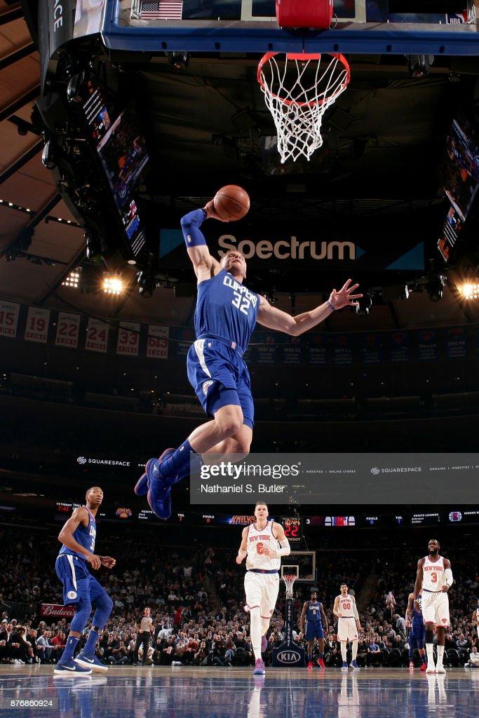 LA Clippers v New York Knicks : News Photo