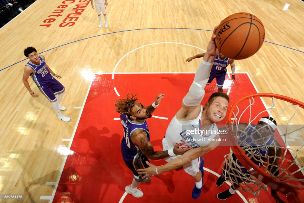 Sacramento Kings v Los Angeles Clippers : News Photo