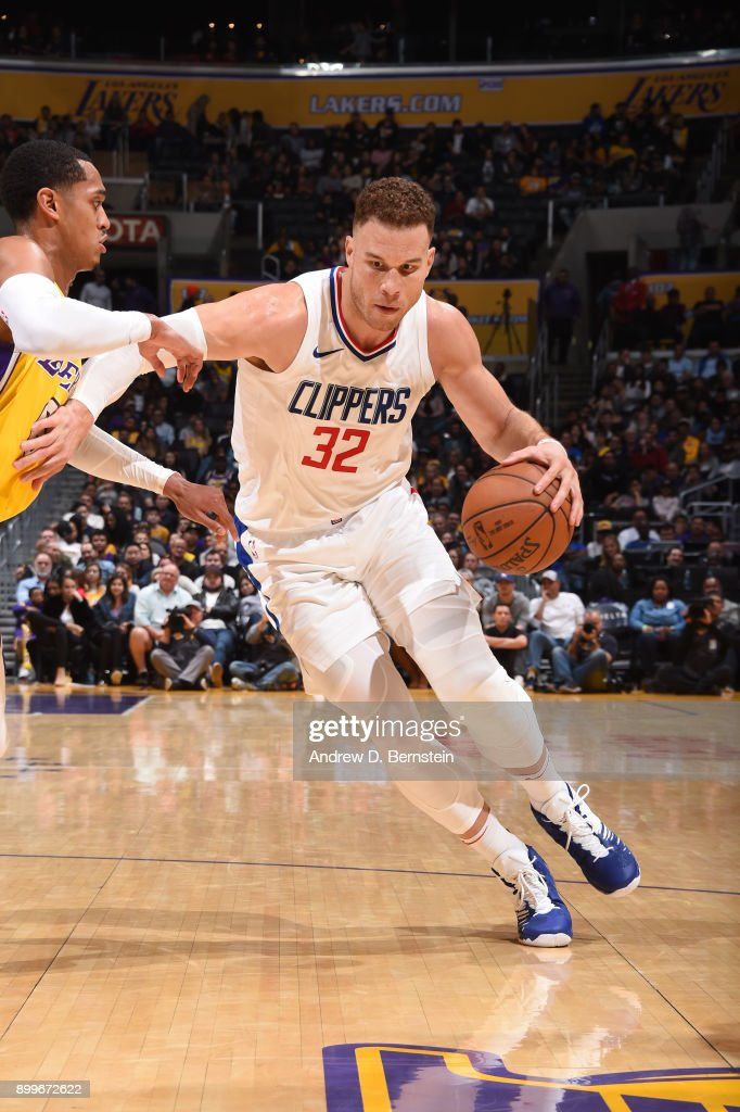 LA Clippers v Los Angeles Lakers : News Photo