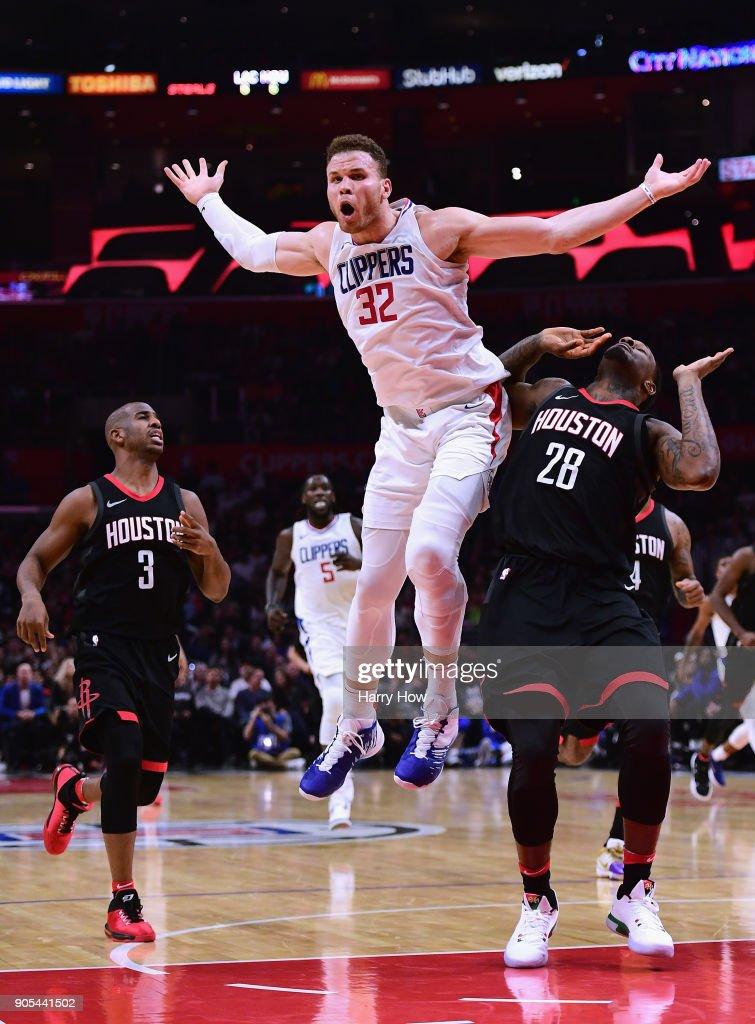 Houston Rockets v Los Angeles Clippers : News Photo