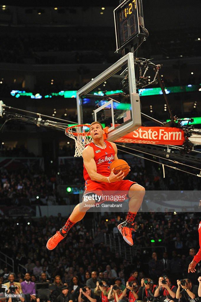 2011 Sprite Slam Dunk Contest : News Photo
