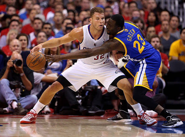 Golden State Warriors v Los Angeles Clippers - Game Two