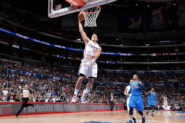 Blake Griffin of the Los Angeles Clippers