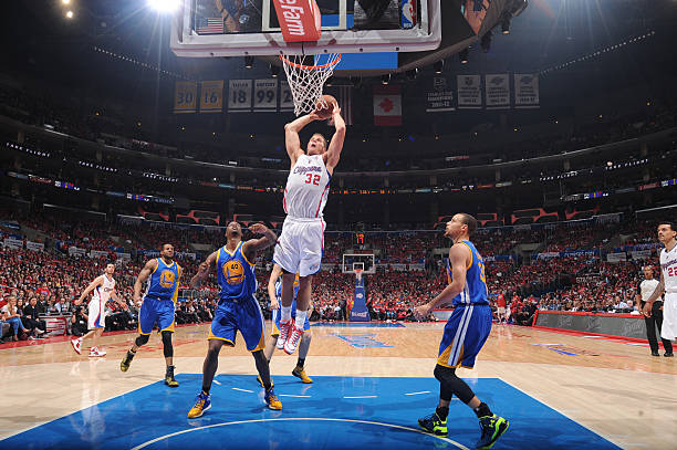 Blake Griffin of the Los Angeles Clippers.