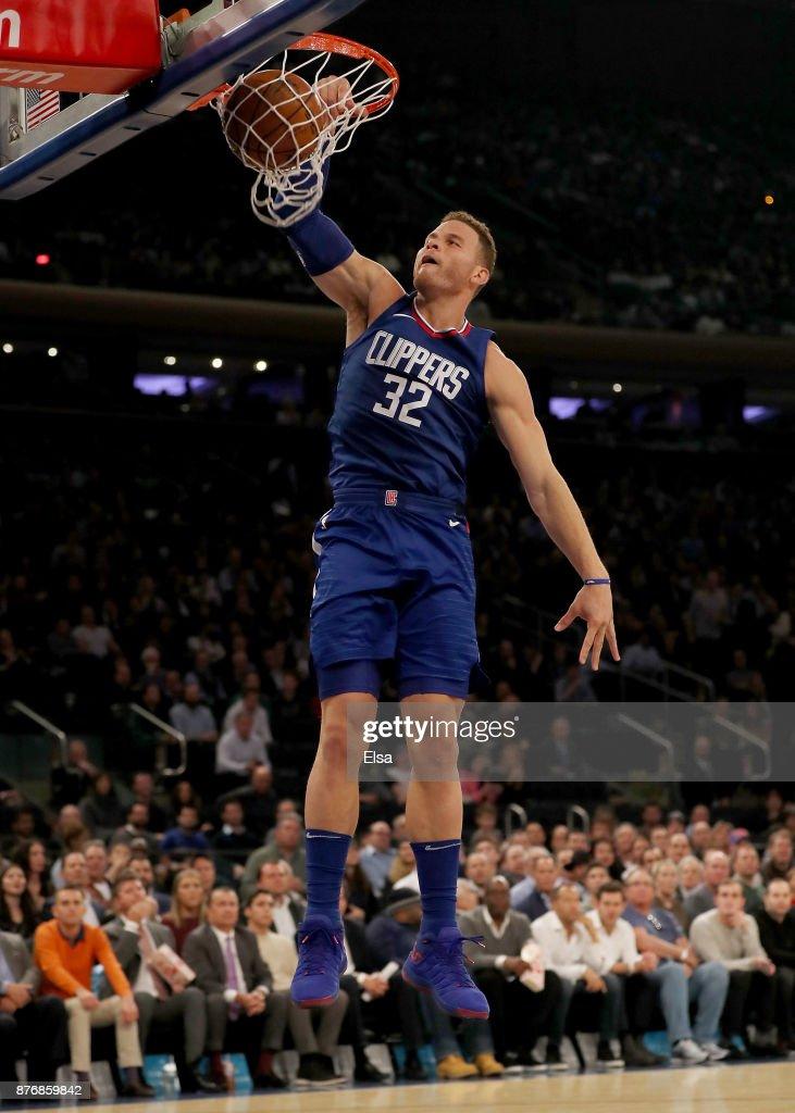 Los Angeles Clippers v New York Knicks : News Photo