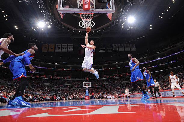 Philadelphia 76ers v Los Angeles Clippers