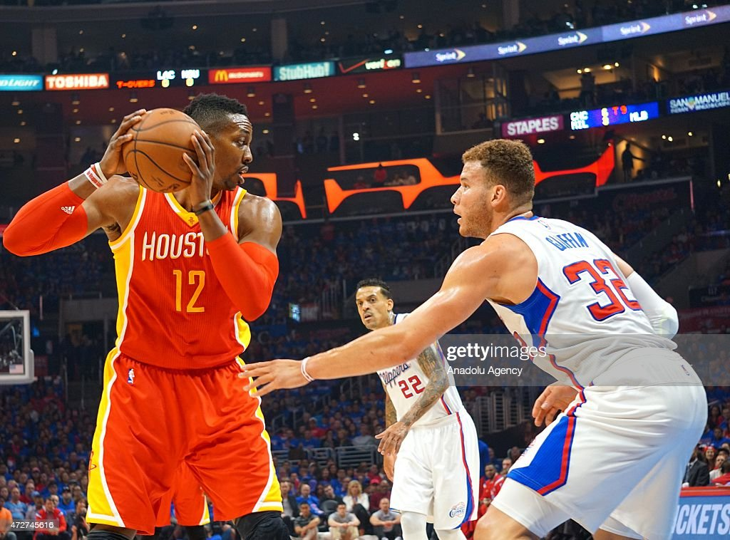 Los Angeles Clippers vs Houston Rockets : News Photo