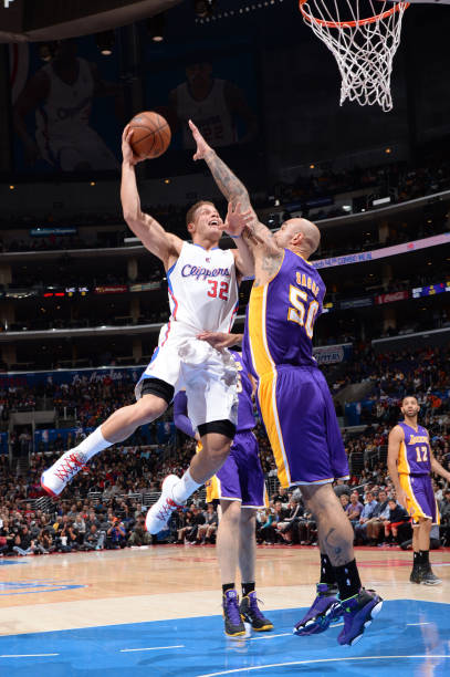 eab97b8bf Los Angeles Lakers v Los Angeles Clippers Photos and Images