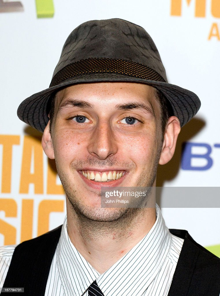 Blake Harrison At The Bt Digital Music Awards 2010 At The Roundhouse In London.