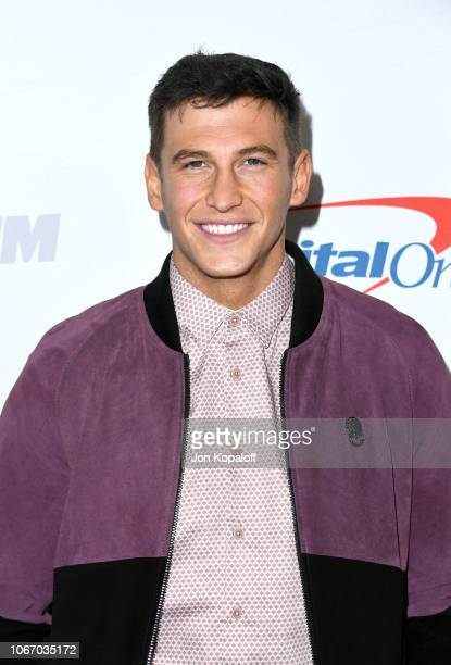 Blake Horstmann attends 1027 KIIS FM's Jingle Ball 2018 Presented by Capital One at The Forum on November 30 2018 in Inglewood California