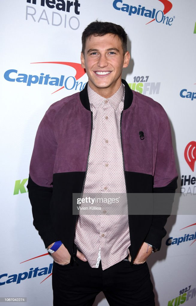 102.7 KIIS FM's Jingle Ball – Press Room : News Photo