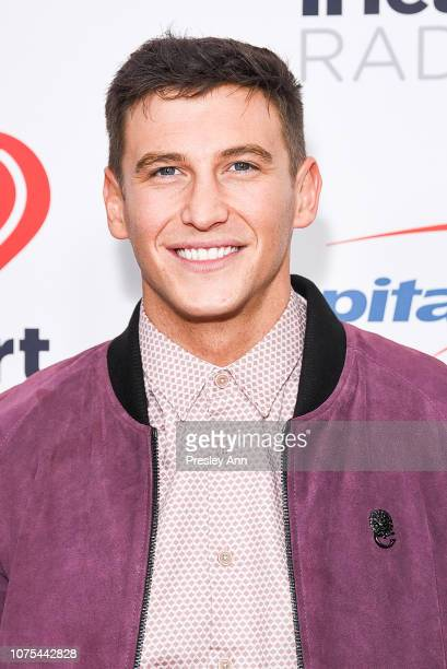 Blake Horstmann attends KIIS FM's Jingle Ball 2018 Presented By Capital One at The Forum on November 30 2018 in Inglewood California