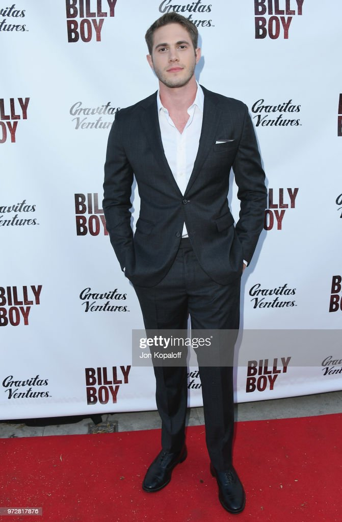 Blake Jenner attends 'Billy Boy' Los Angeles Premiere at Laemmle Music Hall on June 12, 2018 in Beverly Hills, California.