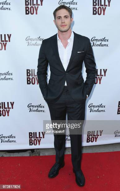 Blake Jenner attends 'Billy Boy' Los Angeles Premiere at Laemmle Music Hall on June 12 2018 in Beverly Hills California