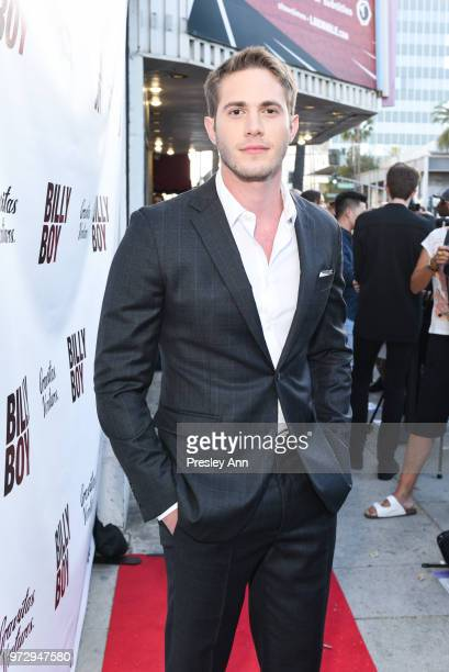 Blake Jenner attends 'Billy Boy' Los Angeles Premiere Red Carpet at Laemmle Music Hall on June 12 2018 in Beverly Hills California