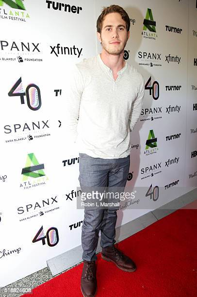 Blake Jenner attends 'Everybody Wants Some' 40th Annual Atlanta Film Festival at The Plaza Theatre on April 2 2016 in Atlanta Georgia