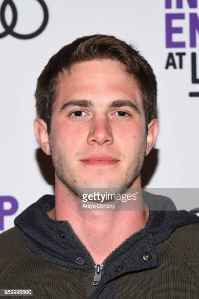 Blake Jenner attends Film Independent at LACMA hosts special screening of American Animals at Bing Theater At LACMA on May 18 2018 in Los Angeles...