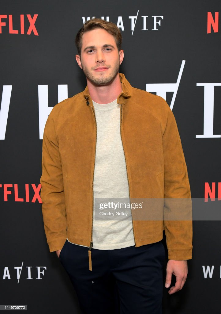 """Netflix """"WHAT / IF"""" Special Screening : News Photo"""