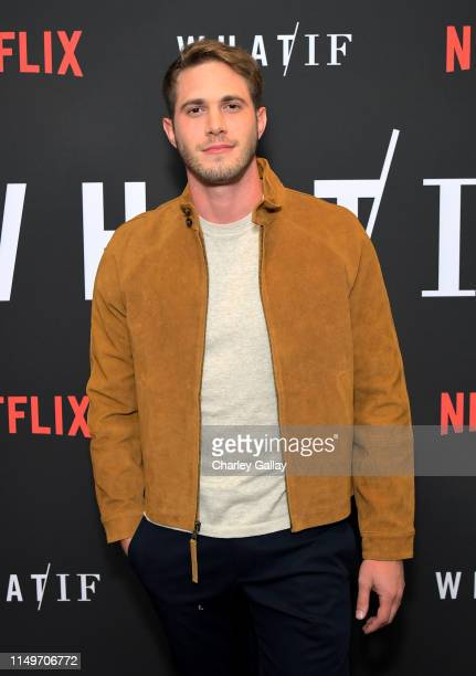 Blake Jenner attends Netflix's 'WHAT / IF' Special Screening at The London West Hollywood on May 16 2019 in West Hollywood California