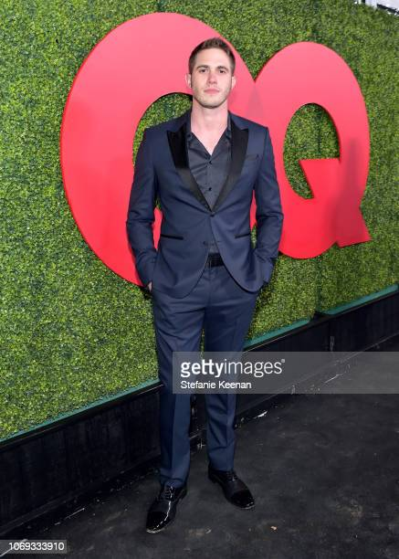 Blake Jenner attends the 2018 GQ Men of the Year Party at a private residence on December 6 2018 in Beverly Hills California